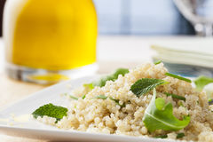 Fresh Quinoa Salad Royalty Free Stock Photos