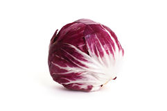 Fresh radicchio Royalty Free Stock Images