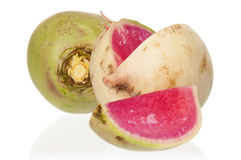Fresh radish Stock Photos