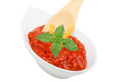 Fresh Ragù Stock Image