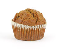 Fresh raisin bran muffin Royalty Free Stock Image