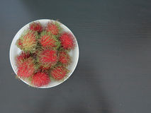 Fresh rambutans. Is fruit for healthy Stock Photo