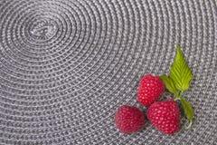 Fresh raspberries Royalty Free Stock Images
