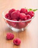 Fresh raspberry. Closeup shot of fresh raspberry Royalty Free Stock Photography