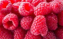 Fresh raspberry. Red berry background. Fresh raw raspberry. Red berry background Stock Photos