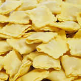 Fresh ravioli Royalty Free Stock Images