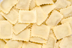 Fresh Ravioli Pasta Royalty Free Stock Photography