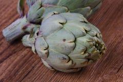 Artichoke. Fresh raw Artichoke - ready for cooking stock images