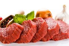 Fresh raw beef Royalty Free Stock Image