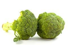 Fresh raw broccoli Stock Photography