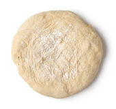 Fresh raw dough Royalty Free Stock Photos