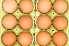 Fresh raw eggs Royalty Free Stock Photography