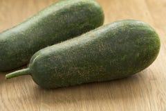 Fresh raw fuzzy melon stock photography
