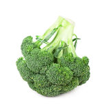 Fresh, Raw, Green Broccoli Pieces Royalty Free Stock Image