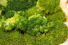 Fresh raw green broccoli vegetables. A backgroudn Fresh raw green broccoli vegetables Stock Photo