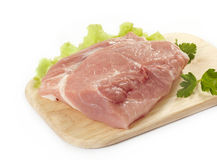 Fresh raw meat Royalty Free Stock Photos