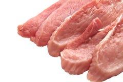 Fresh, raw meat Stock Image