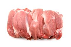 Fresh raw meat.  Stock Photos