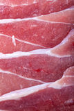 Fresh raw meat background. Close up of fresh raw meat Stock Photography