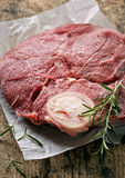 Fresh raw meat Royalty Free Stock Images
