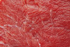 Fresh raw meat,. Close up Stock Photography