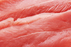 Fresh Raw Meat. Close up Stock Photo