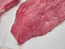 Fresh raw meat closeup. For sale Royalty Free Stock Photos