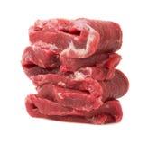 Fresh Raw Meat Royalty Free Stock Photo