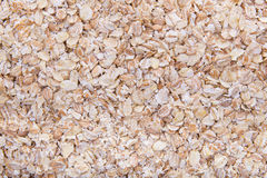 Fresh raw natural oatmeal. Texture Royalty Free Stock Photo