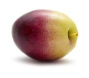 Fresh raw olives Royalty Free Stock Photos