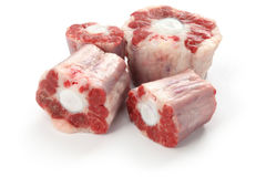 Fresh raw oxtail Stock Image