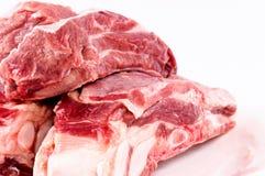 Fresh raw pork Stock Photography
