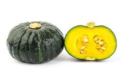 Fresh raw pumpkin Royalty Free Stock Photography