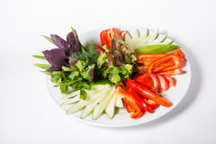 Fresh raw vegetables Royalty Free Stock Photography