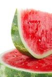 Fresh raw watermelon Stock Images