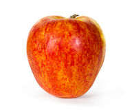 Fresh red apple Stock Photos