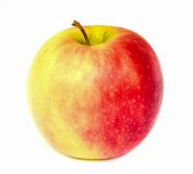 Fresh red apple. Royalty Free Stock Photos