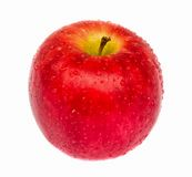 Fresh red apple. Stock Images