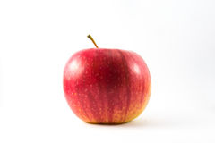 Fresh red apple isolated on white. With clipping path. Fresh red apple isolated on white. With clipping stock images