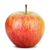 Fresh red apple isolated Royalty Free Stock Images