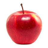 Fresh red apple Royalty Free Stock Photos