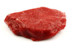 Fresh red beefsteak Stock Photography