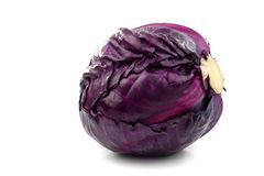 Fresh red cabbage Stock Photography