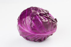 Fresh red cabbage Royalty Free Stock Photography