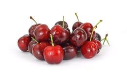 Free Fresh Red Cherries Royalty Free Stock Photos - 14343898