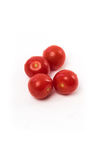 Fresh red chery tomatoes Royalty Free Stock Image