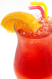 Fresh red cocktail Royalty Free Stock Images