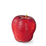 Fresh red delicious apple Royalty Free Stock Photo