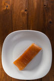 Fresh red fish Stock Images