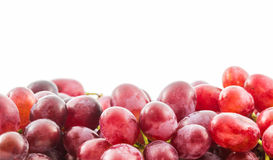 Fresh Red Grape. Royalty Free Stock Photo